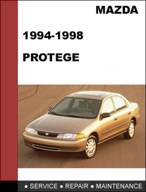 mazda protege 1994 1998 factory service workshop repair manual mazda protege Mazda Protege Wagon Mazda 626